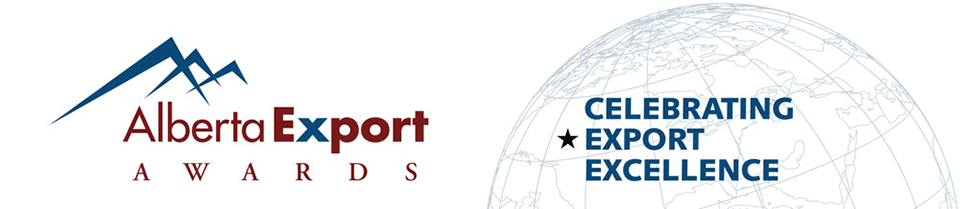 Alberta Export Awards Logo
